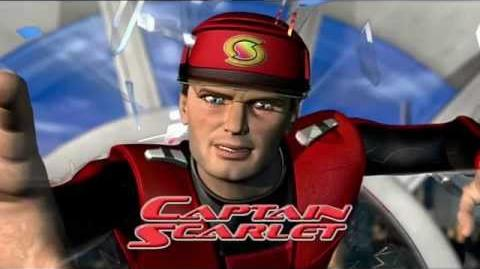 New Captain Scarlet Opening & End Titles