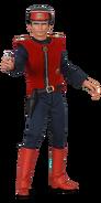 Captain Scarlet (Replica Figure)