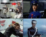 Spectrum Security Guard's puppet