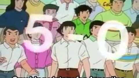 Captain Tsubasa Shin Episode 6