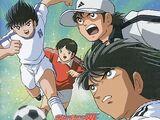 Captain Tsubasa Song of Kickers Shoot 1