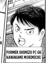 Morimichi Kawakami (RS) 1