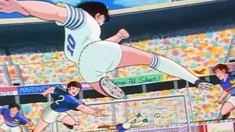 Shin Captain Tsubasa Ova 08 El choque de los cuatro mejores equipos (Audio Español)