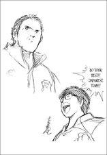Zico and Takahashi