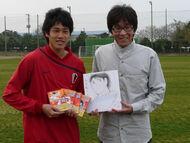 Yoichi Takahashi and Atsuto Uchida