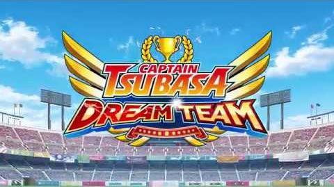 Captain Tsubasa Dream Team Eng OP