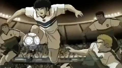 Super Campeones Road to 2002 Opening Full HD 1080p Creditless Dragon Screamer