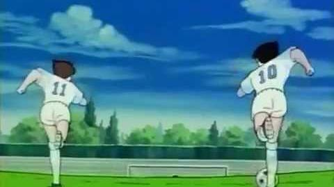 Shi Captain Tsubasa Ova 03 De nuevo la pareja de oro (Audio Español)