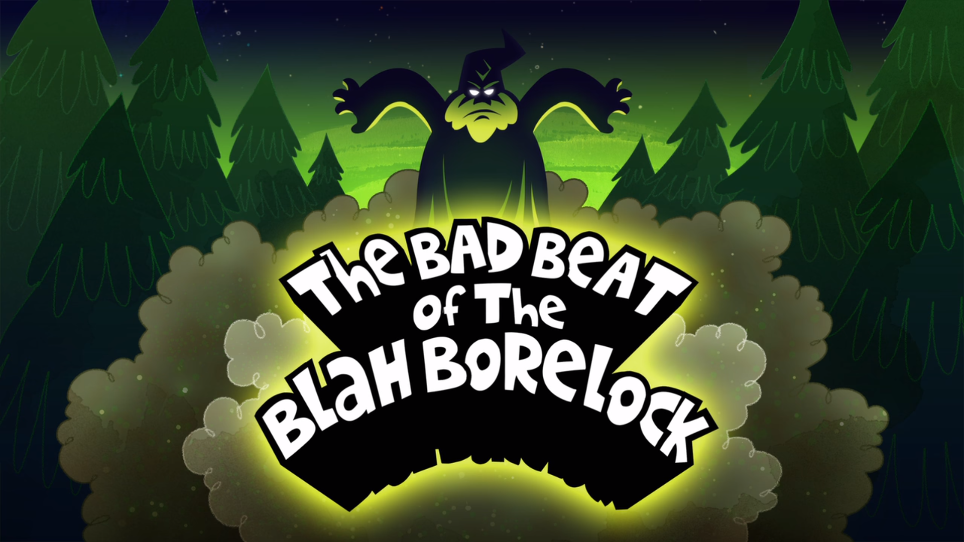 The Bad Beat of the Blah Borelock