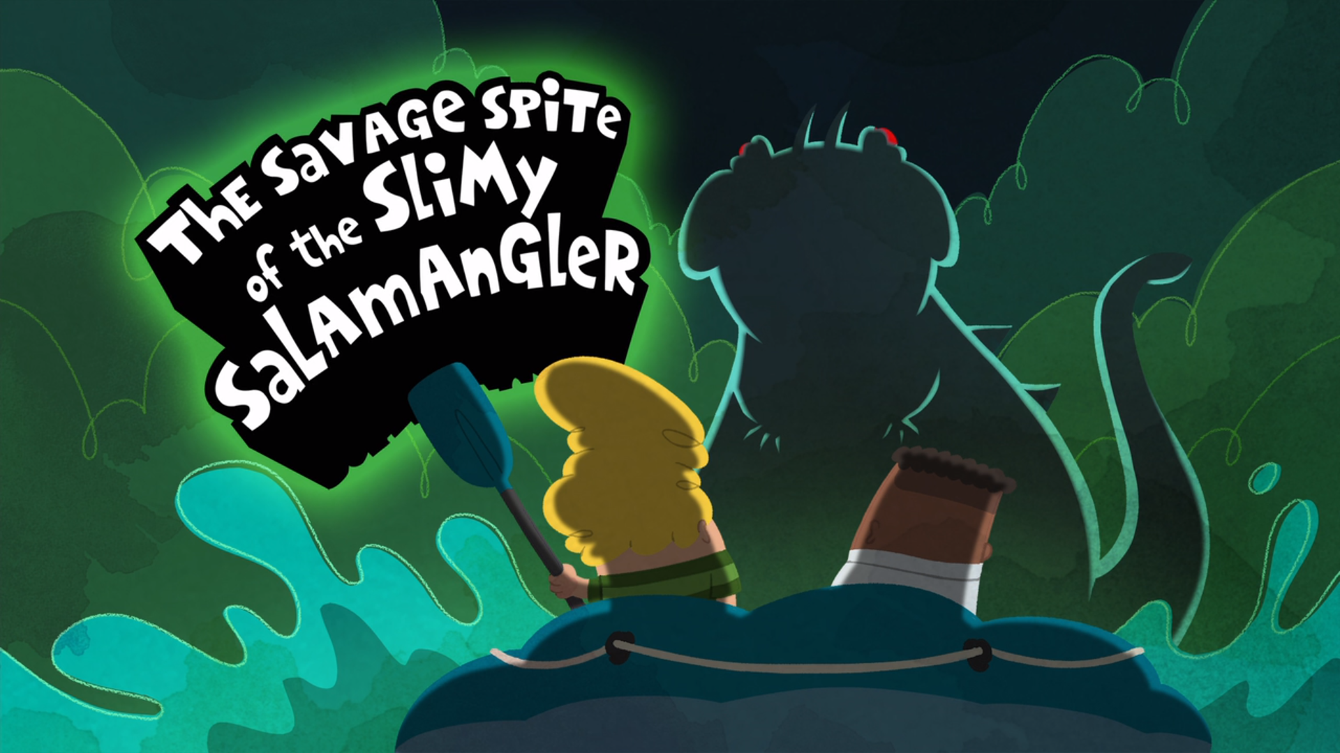 The Savage Spite of the Slimy Salamangler