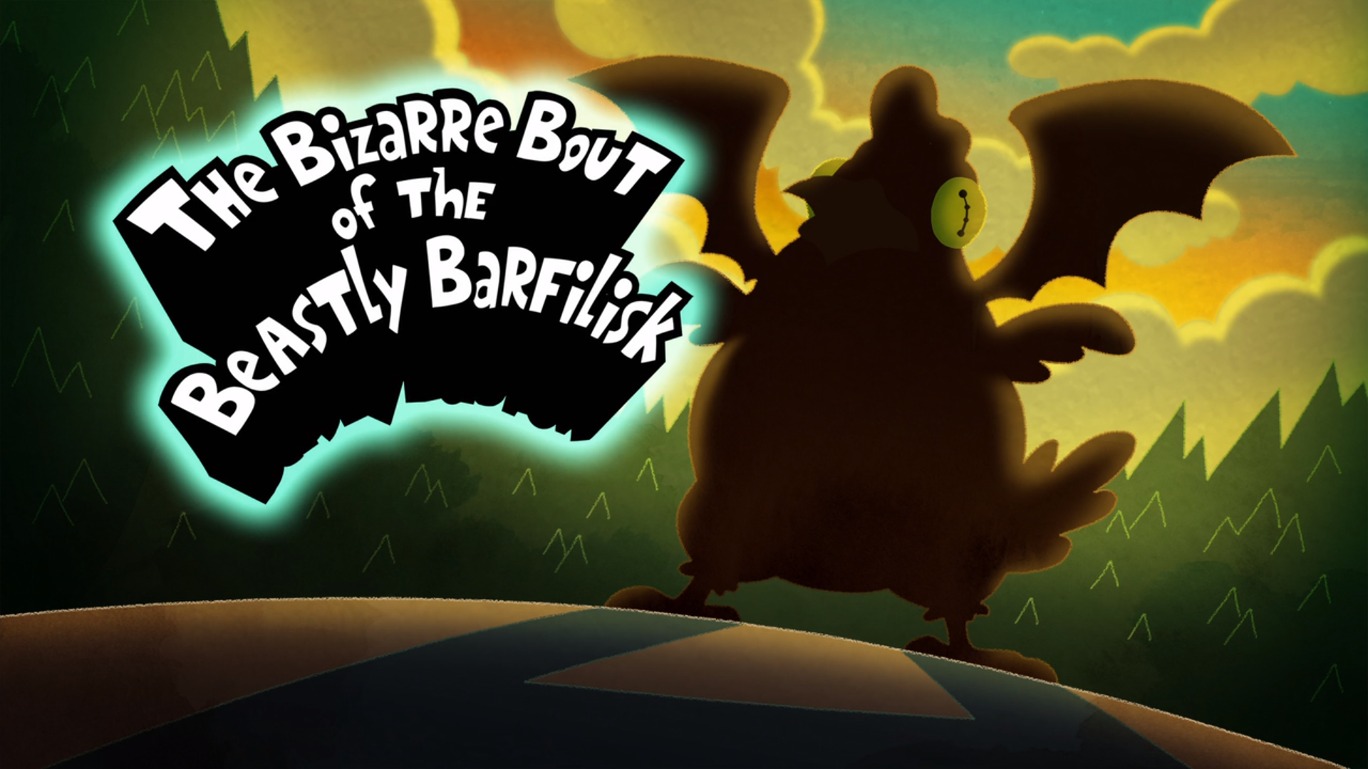 The Bizarre Bout of the Beastly Barfilisk