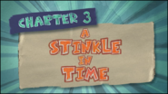 Chapter 3; A Stinkle In Time