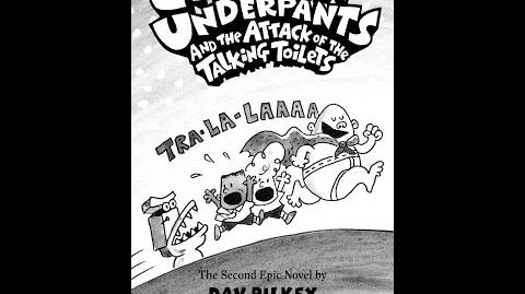 Captain Underpants and the Attack of the Talking Toilets Part 1 (Book 2)-0