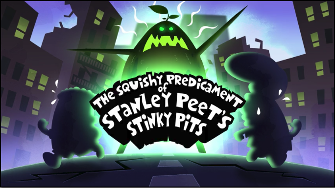 The Squishy Predicament of Stanley Peet's Stinky Pits