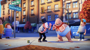 CUTFEM Captain Underpants and Mime