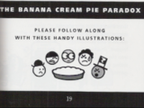 The Banana Cream Pie Paradox