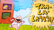 Captain Underpants comes back much to george and harold's surprise