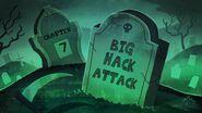 Chapter 7; Big Hack Attack