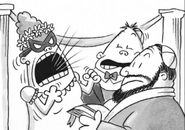 Ribble Krupp and the Rabbi