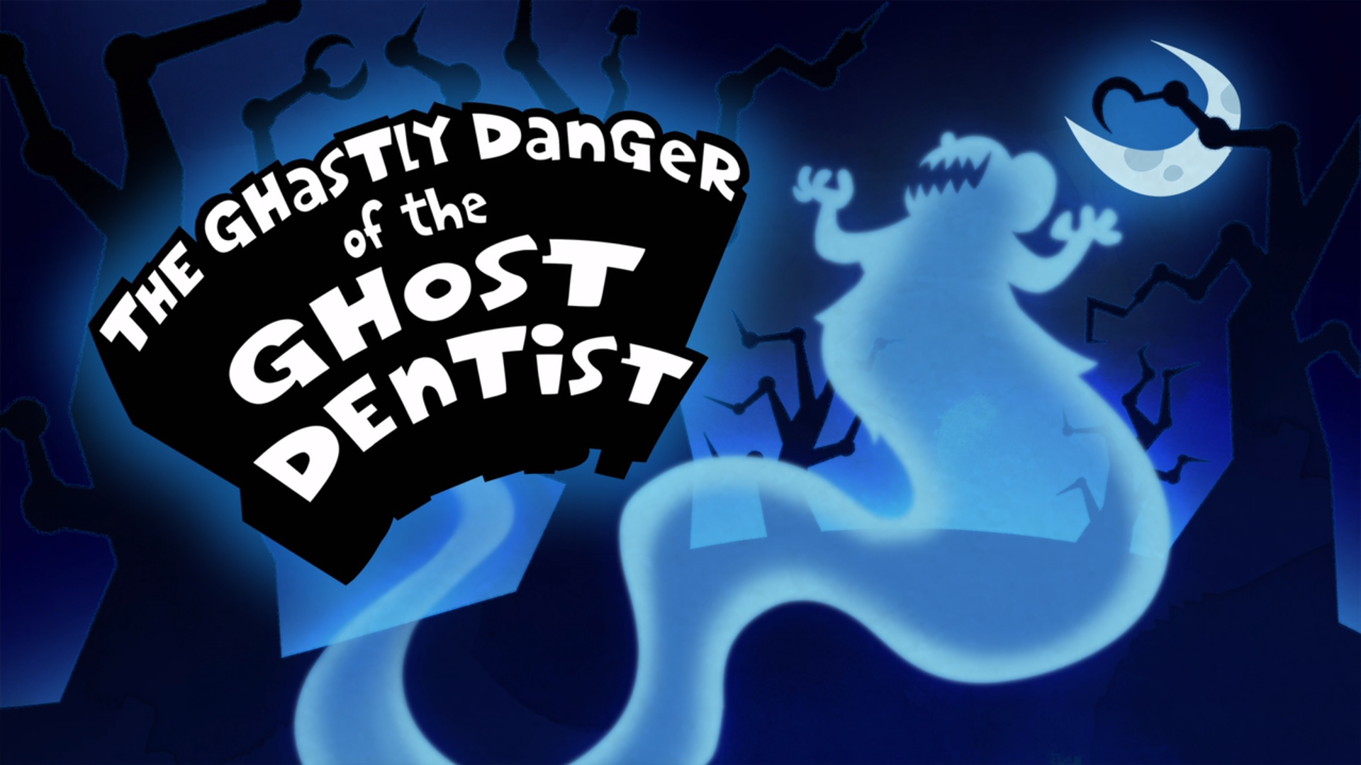 The Ghastly Danger of the Ghost Dentist