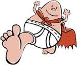 Captain Underpants Kick
