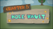 Chapter 5; Hole Vault