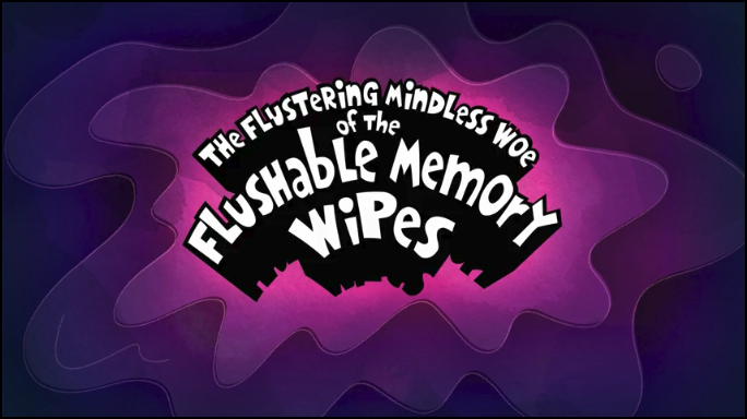 The Flustering Mindless Woe of the Flushable Memory Wipes