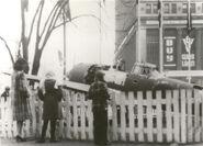 61-106-Captured Zero Detroit Nov 1944