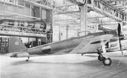 X84th Airdrome Squadron Oscar -2-Ki-43-II Oscar captrd Hollandia NASM Virginia late-1940s-W-3 zps3c415d45