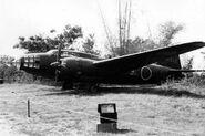 G4M Betty 763rd Kokutai at Clark Field Philippines 1945