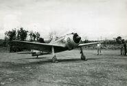 X84th Airdrome Squadron Oscar -2-Nakajima Ki-43 Hayabusa 02