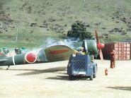 Nakajima Ki 43 Oscar SNew Zealand Photo by John Parker