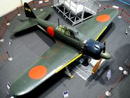 61-120-Mitsubishi-A6M5-Type-0-Model-52-Toshi-Aoki