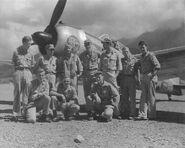 X84th Airdrome Squadron Oscar -2- A. E. Shook Collection via Bill Swain