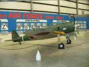 Cn6430-Pima-Air-Museum Ki-43