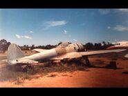 Nakajima Ki 43 Oscar The Oaks NSW 1984 Photo by Ashley Briggs a