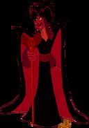 Jafar el hechisero mas podero de la Tierra