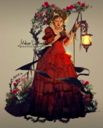 Scarlett by Melanie Bourgeois