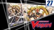 Sub Remind 27 Cardfight!! Vanguard Official Animation - Manifest the Units!!