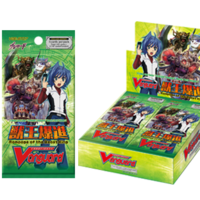 Cardfight Vanguard Japanese BT07//006 RRR Emerald Witch LaLa
