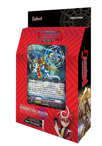 G Trial Deck 6: Rallying Call of the Interspectral Dragon