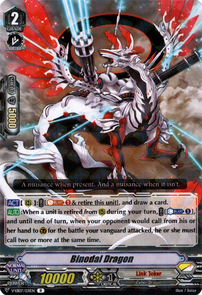 Binodal Dragon