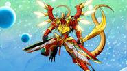 Conquering Supreme Dragon, Conquest Dragon (Anime-G-NC-5)