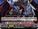 Extremist Dragon, Velocihazard