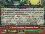 Sacred Tree Dragon, Breakweather Dragon