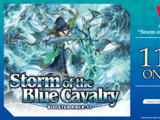 V Booster Set 11: Storm of the Blue Cavalry