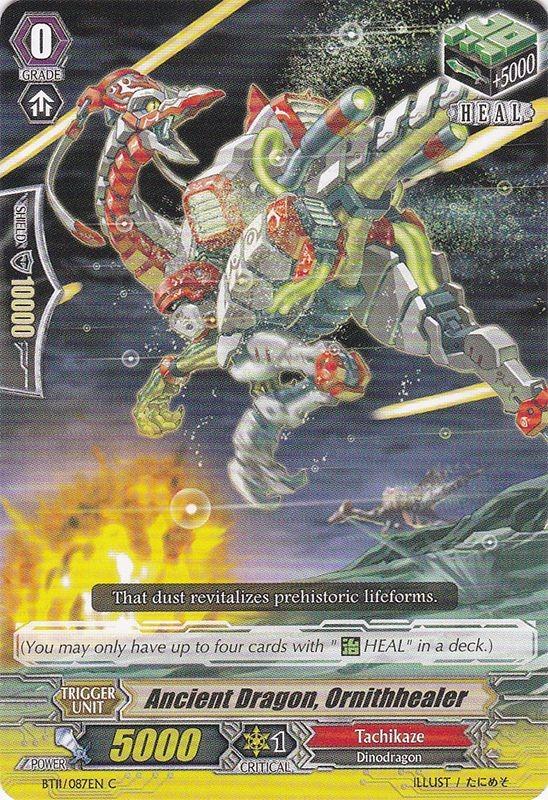 Ancient Dragon, Ornithhealer