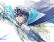 Blue Wave Marine General, Galleas (Extra-V)