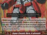 Super Cosmic Hero, X-phoenix