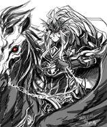 Illusionary Revenger, Mordred Phantom (Extra 3)